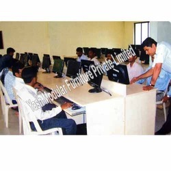 Computer lab furniture manufacturer from pune for Computer lab chairs for schools