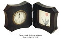New Table Clock with Photo Frame