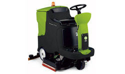 CT110:Scrubber Driers