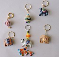 Rajasthani Hand Made Key Chains