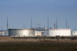 Petroleum Product Storage Tanks