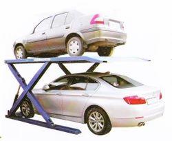 Scissor Car Parking