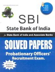 SBI Probationary Officers Solved Papers
