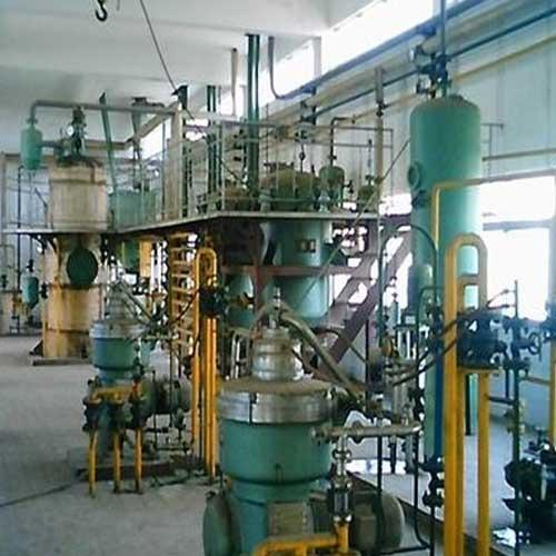 Edible Oil  Plant
