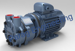 parag 1 hp mono block type water ring vacuum pump sv 20