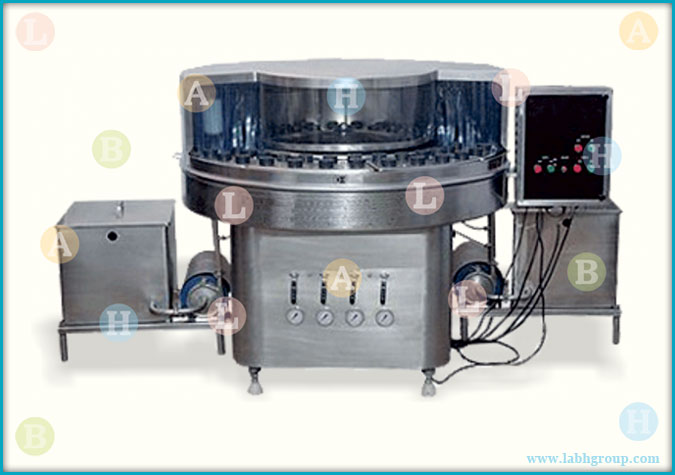 Automatic Rotary Bottle Washing Equipment
