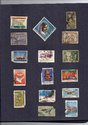 Antique Postal Stamps