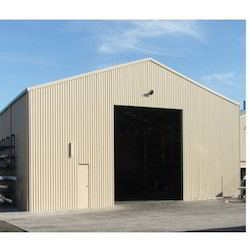 Beautiful Industrial Storage Shed