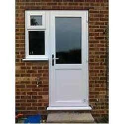 upvc window door