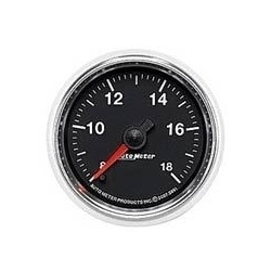 Automotive Digital Voltmeter