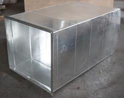 Machine Fabricated Duct