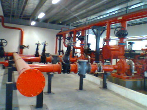 Fire Hydrant System Pump House Manufacturer From Pune