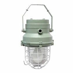 Flameproof LED Glass Fixture