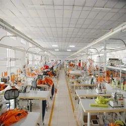 Garment Production Table