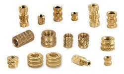 Brass and Iron Inserts