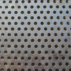 Nickel Alloy Perforated Sheets