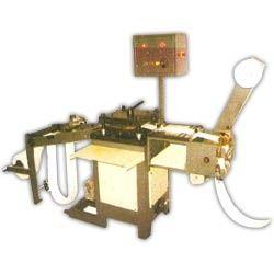 Flat Bed Label Punching Machine