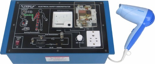 Electrical Safety Demonstrator