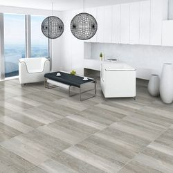 techno cement brown tiles