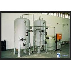 Industrial Water Softening Equipment
