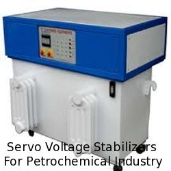 Servo Voltage Stabilizers Oil cooled