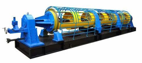 7 Wire Tubular Type Stranding Machine