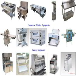 Bakery & Hotel Equipments