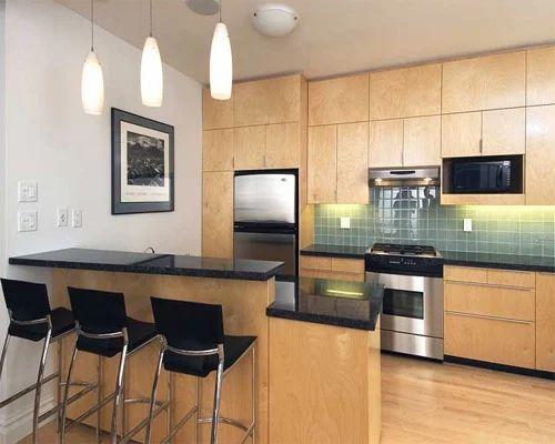 Open Modular Kitchen Living Room Plastic Furniture Pinnacle Interio In Naskar Para Lane