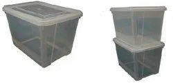 Storage Box Rectangle Large