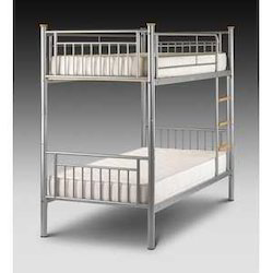 Modern Design Metal Hostel Bunk Bed