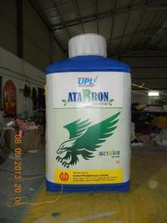 Insecticide Bottle Air Inflatables
