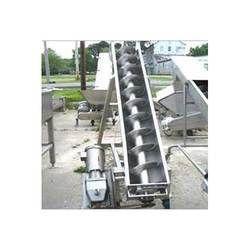 SS Screw Conveyors