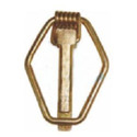 lynch pins with spring lock