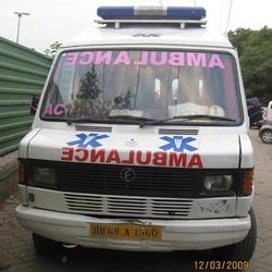 Ambulance Tempo Traveller