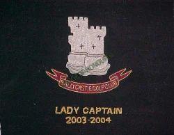Ballycastle Golf Club Blazer Badge