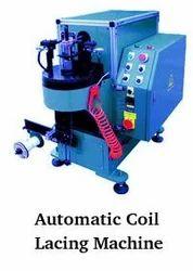 Automatic Coil Lacing Machine
