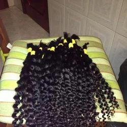 Brazilian Bulk Curly Hair