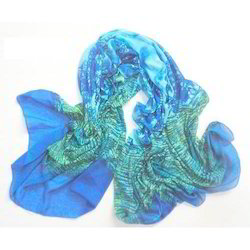 Colored Printed Scarf