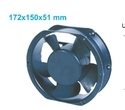 Electric Axial Flow Fans 172x150x51