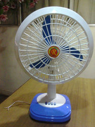 Solar Fan for Table
