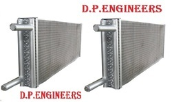 Industrial Chillers Coils