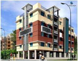 3d commercial exterior designing service