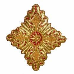 Greek Cross Vestment Badges