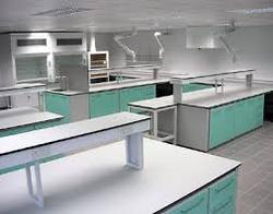 Industrial Lab Designing