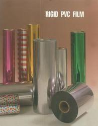 Rigid PVC Films