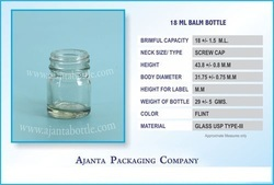 18 Ml Balm Bottle
