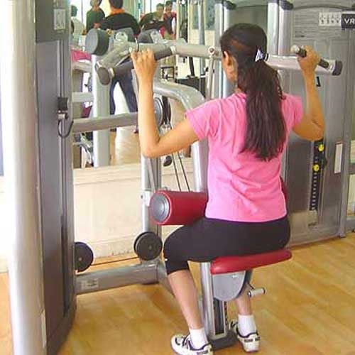 Ladies gym services in india
