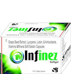 Grape Seed Extracts Lycopene Lutein Capsules