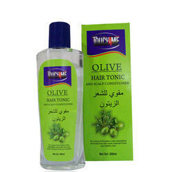 olive hair tonic