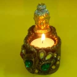 Buddha T Light Holder ( TL RHF - 40 )